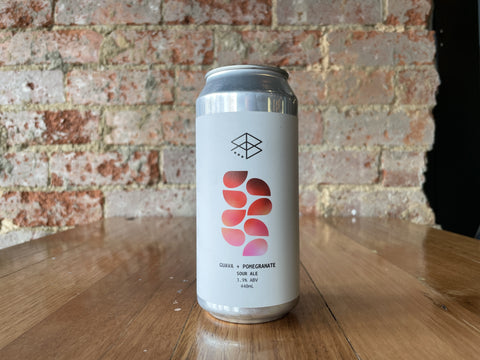 Range Brewing - Guava & Pomegranate Sour
