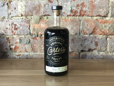 Carter's - Original Coffee Liqueur