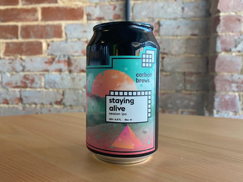 Carbon Brews - Staying Alive SIPA