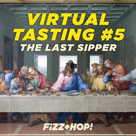 Virtual Tasting Pack - The Last Sipper - Pre-Order