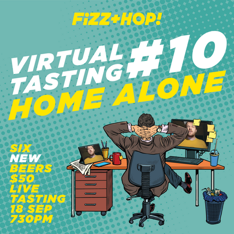 Virtual Tasting #10 - Home Alone