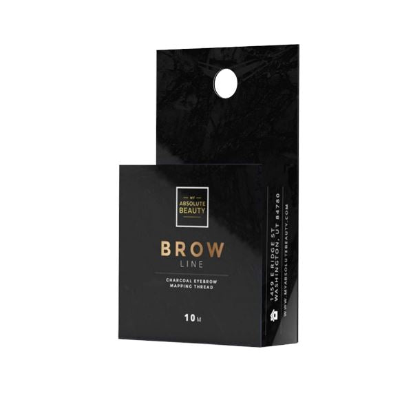 Brow Mapping String (black charcoal) - Lash Kings