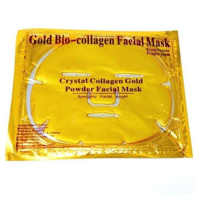 Collagen Gold Powder Facial Mask - Lash Kings