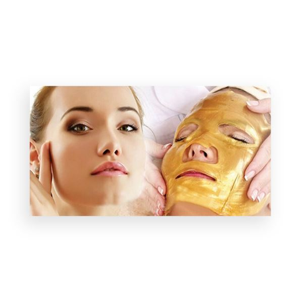 Collagen Gold Powder Facial Mask
