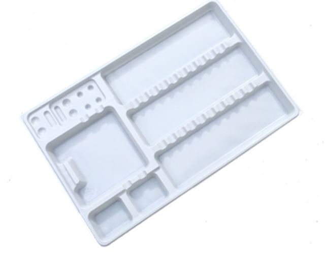 Disposable Plastic Trays - Lash Kings