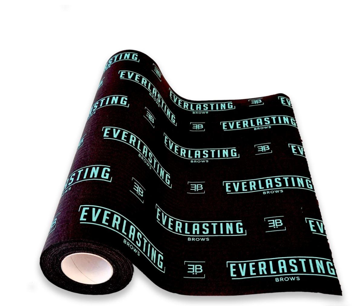 Everlasting branded fluid proof trolley covers x 50 - Lash Kings