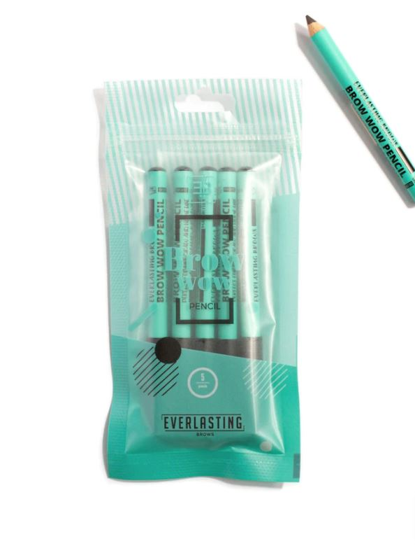 Intense Brown Single Use Pre Draw Pencil Lash Kings Distribution