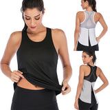 Athletic Undershirt  Top - yoga1st