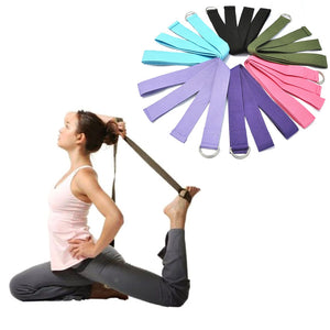 Yoga Stretch Band - yoga1st