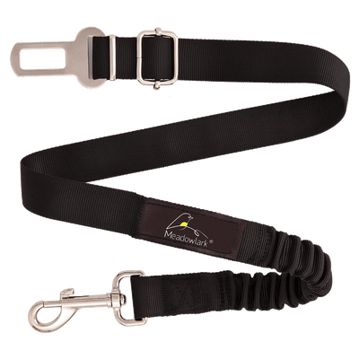 Meadowlark® Adjustable Elastic Dog Car Seat Belt -