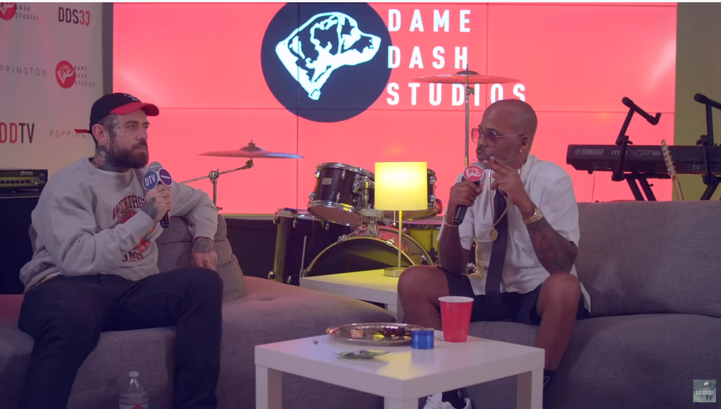 Dame Dash and Adam22 Discuss Kanye's New Album