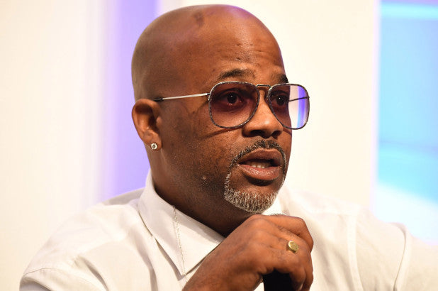 DAMON DASH FINISHES WHAT HE STARTED