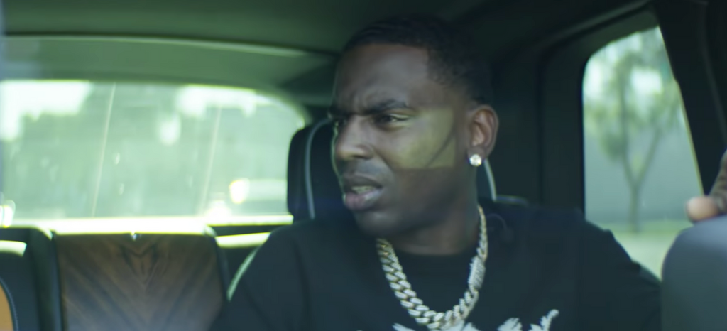 Juicy (Official Video) Young Dolph