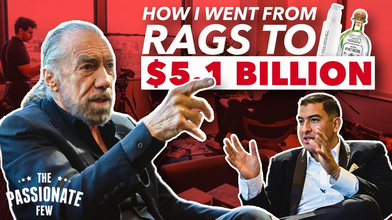 How I Became A BILLIONAIRE After Being Broke & Homeless Twice!