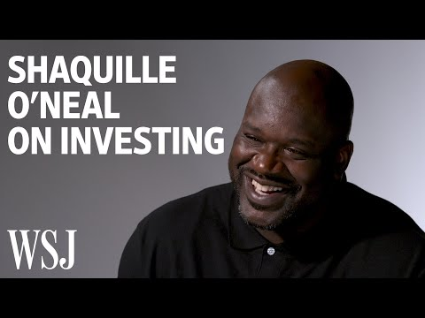 Investing, Franchising, and Donuts | WSJ Shaquille O'Neal