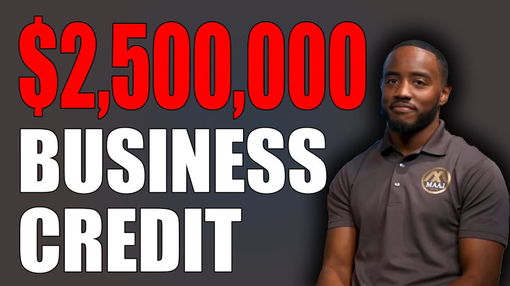 Building Business Credit: $0 to $2.5 Million In 9 Months