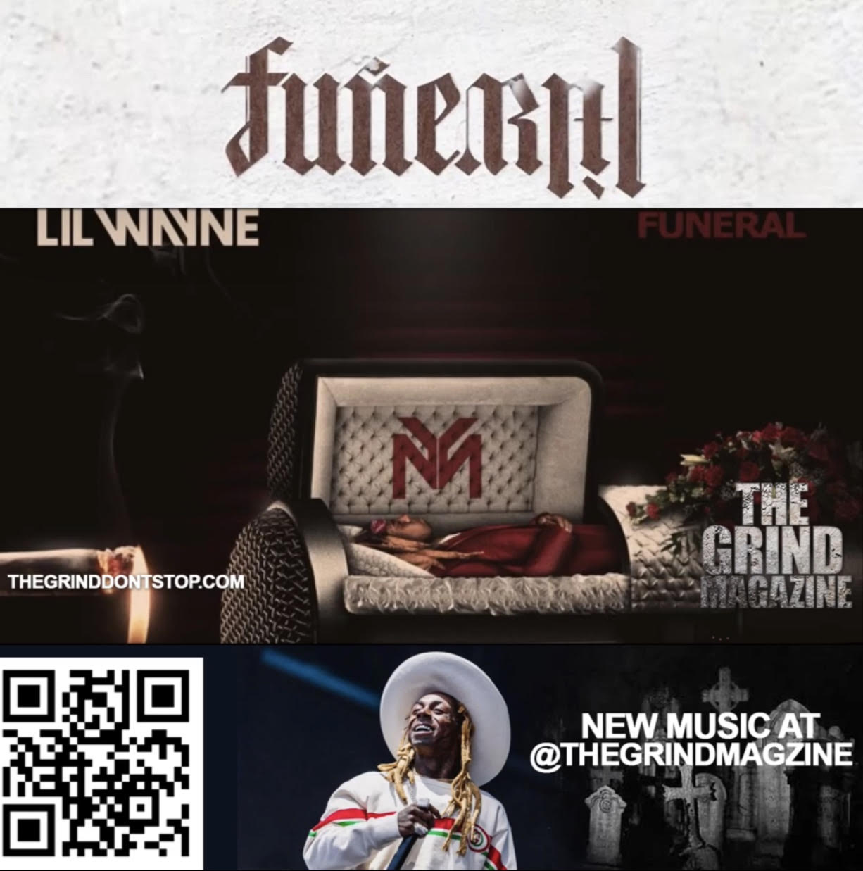Lil Wayne - Funeral Full Audio and Bonus Content