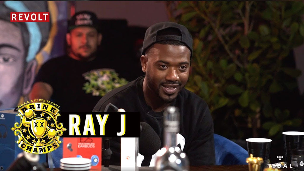 Ray J Talks