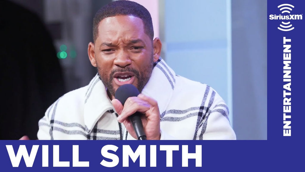 WILL SMITH ON CHASING YOUR DREAMS ON SWAY UNIVERSE !