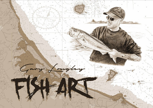 Gary Longley FISH ART