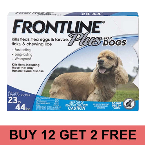 Frontline_Plus_For_Dogs_Blue_12+2 Offer_CanadaPetsSupplies