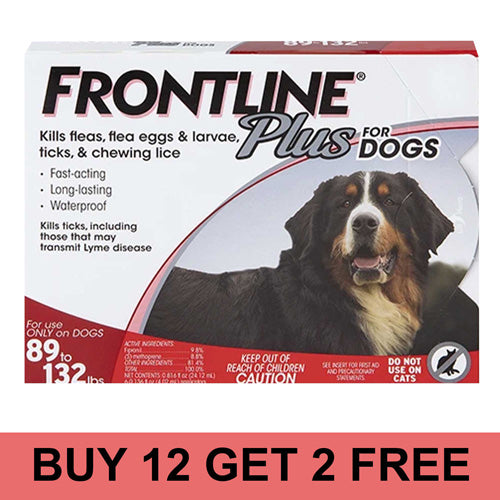 Frontline_Plus_For_Dogs_Red_12+2 Offer_CanadaPetsSupplies
