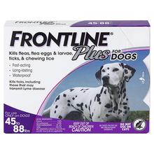 Load image into Gallery viewer, frontline_plus_for_large_dogs_purple_pack_canadapetssupplies