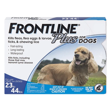 Load image into Gallery viewer, frontline_plus_for_medium_dogs_blue_pack_canadapetssupplies