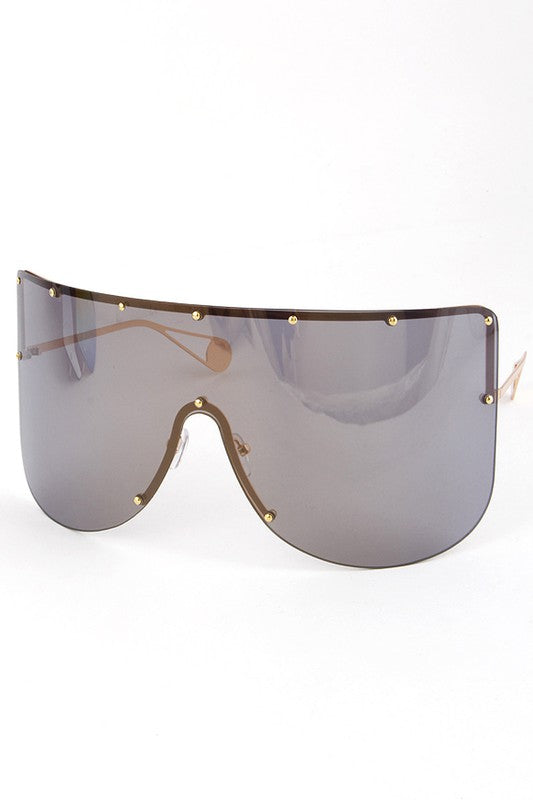 Large Lens Sunglasses
