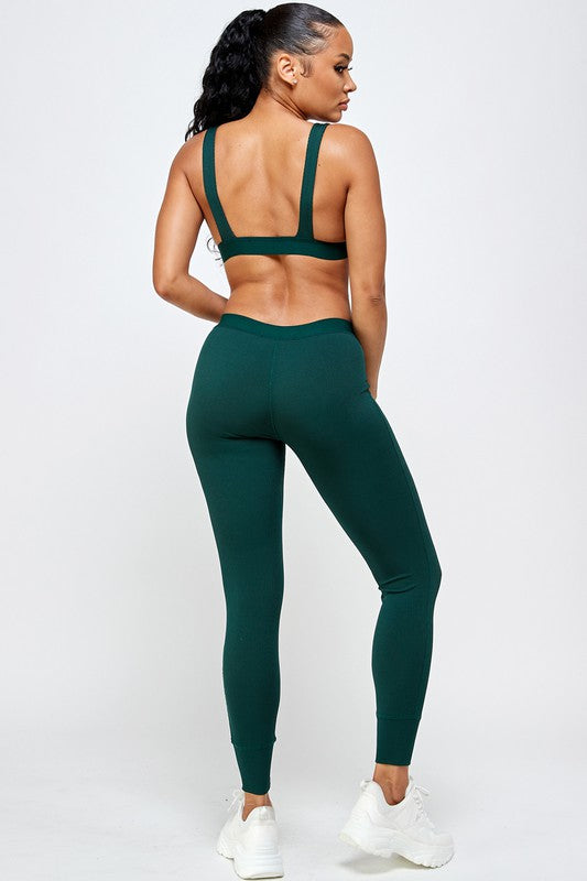 Sporty Set - Green