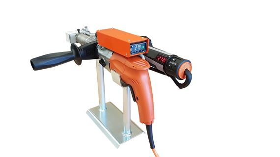 HSK 10Di120 Digital Mini Extrusion Welder