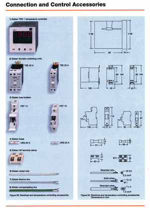 Elstein Electrical - PST 10 & PST 14 Fuse Holders