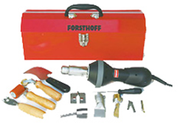 Forsthoff Flooring/Decking Hot Air Tool Kit
