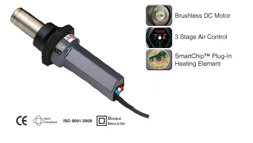 HG 5000 E Hot Air Tool w/ LCD Display