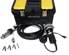 Forsthoff Mini Electronic Plastics Speed Welding Kit