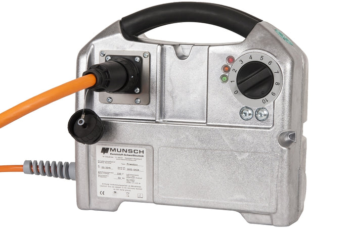 Munsch Powerbox - 230V (For Brushless Drive Motor Extruders)
