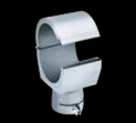 IHS - 72 x 70 mm Hinged Reflector Nozzle - (Push-Fit) - For Use With Ø 50 mm Hot Air Tools & Air Heaters