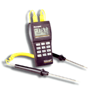 HCS DuaLogR Thermocouple Thermometer and Logger