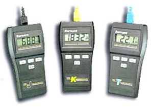 HCS Thermocouple Thermometers Type J, K or T