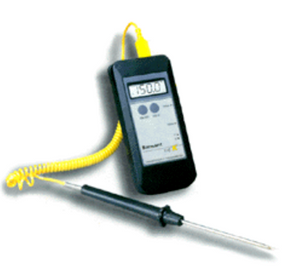 HCS Economy K Thermocouple Thermometer