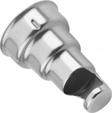IHS - 9 mm & 14 mm Reduction Reflector Nozzle - (Push-Fit) - For Use With ø 34 mm Hot Air Tools