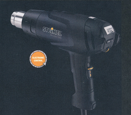 Steinel HG 2320 ESD Hot Air Tool - With LCD Display - (ø 34 mm)