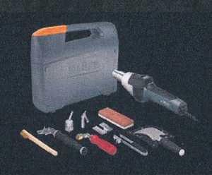 Steinel HG 2620 E Floor Welding Kit