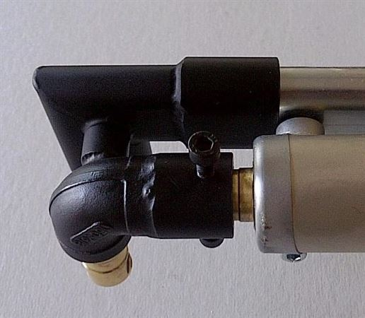 HSK Angle Head Tip Adaptor