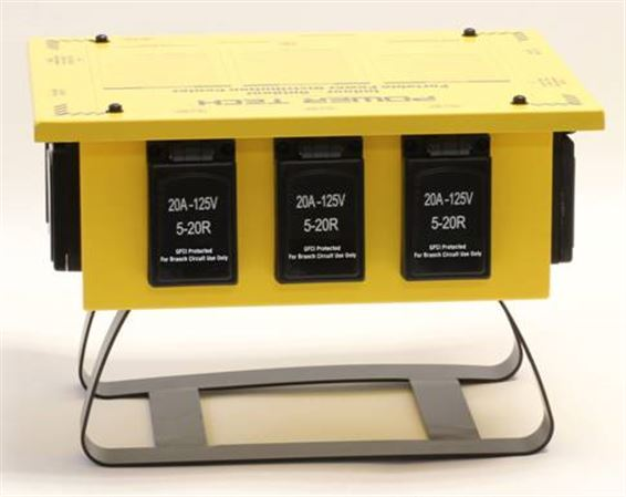 IHS Power Tech - Power Distribution Box
