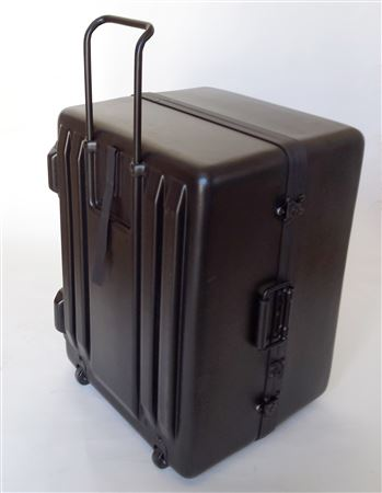 Forsthoff-P2  Optional Carrying Case w/Roller Wheels