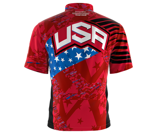 2018 Mosconi Cup USA Red