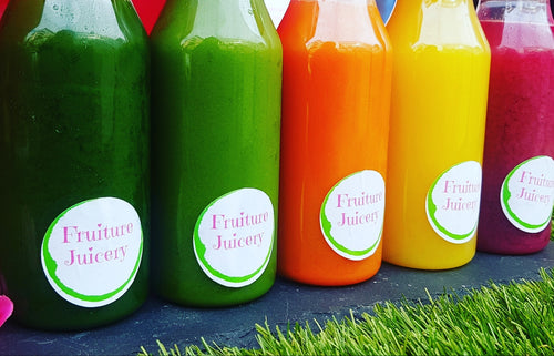 Celery Juice - Fruiture Juicery