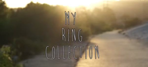 MY RING COLLECTION | LewlaWasHere