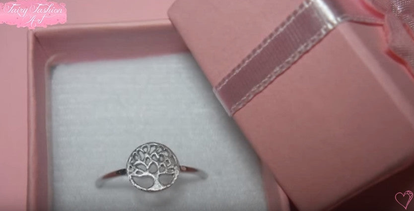 Alllick Jewelry Review (Tree of Life Ring)
